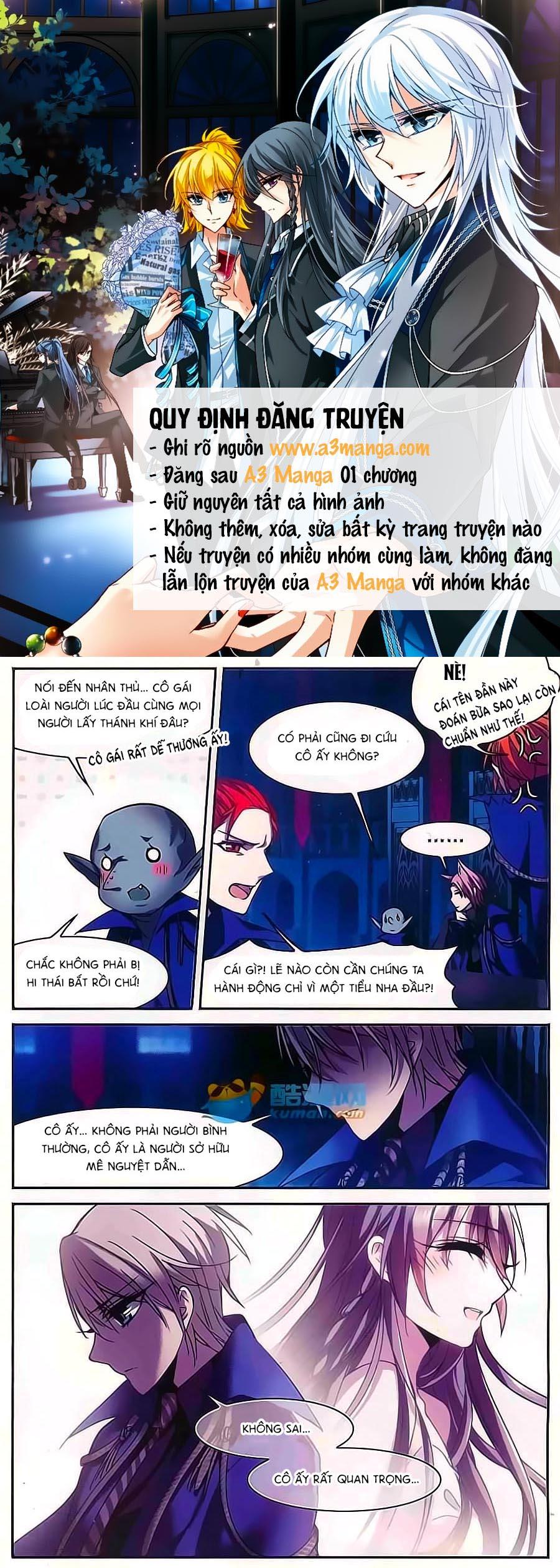 Huyết Tộc Cấm Vực chap 79.2 page 2 - IZTruyenTranh.com