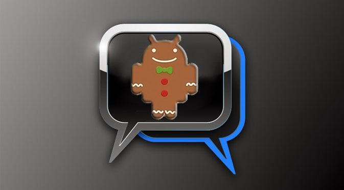 Download BBM Untuk Android Gingerbread BETA Apk