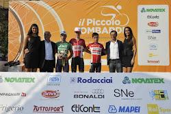 L'88° Piccolo Giro della Lombardia è del Belgio.Vanhoucke precede all'arrivo in viale Vittoria l'it
