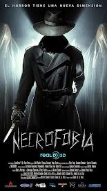 pelicula Necrofobia (2014)