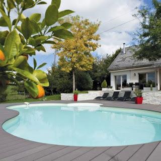 Modelos de piscinas peque as para bajos presupuestos y for Piscinas pequenas en jardines pequenos