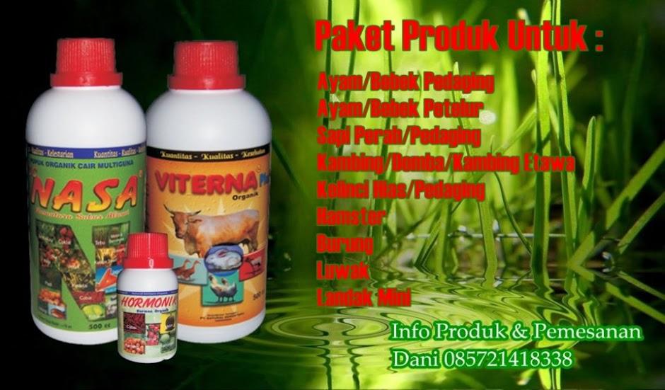 Vitamin Ternak Organik Natural Nusantara