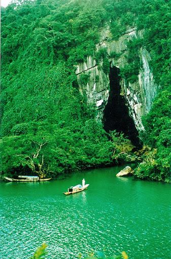 Động Phong Nha - Quảng Bình