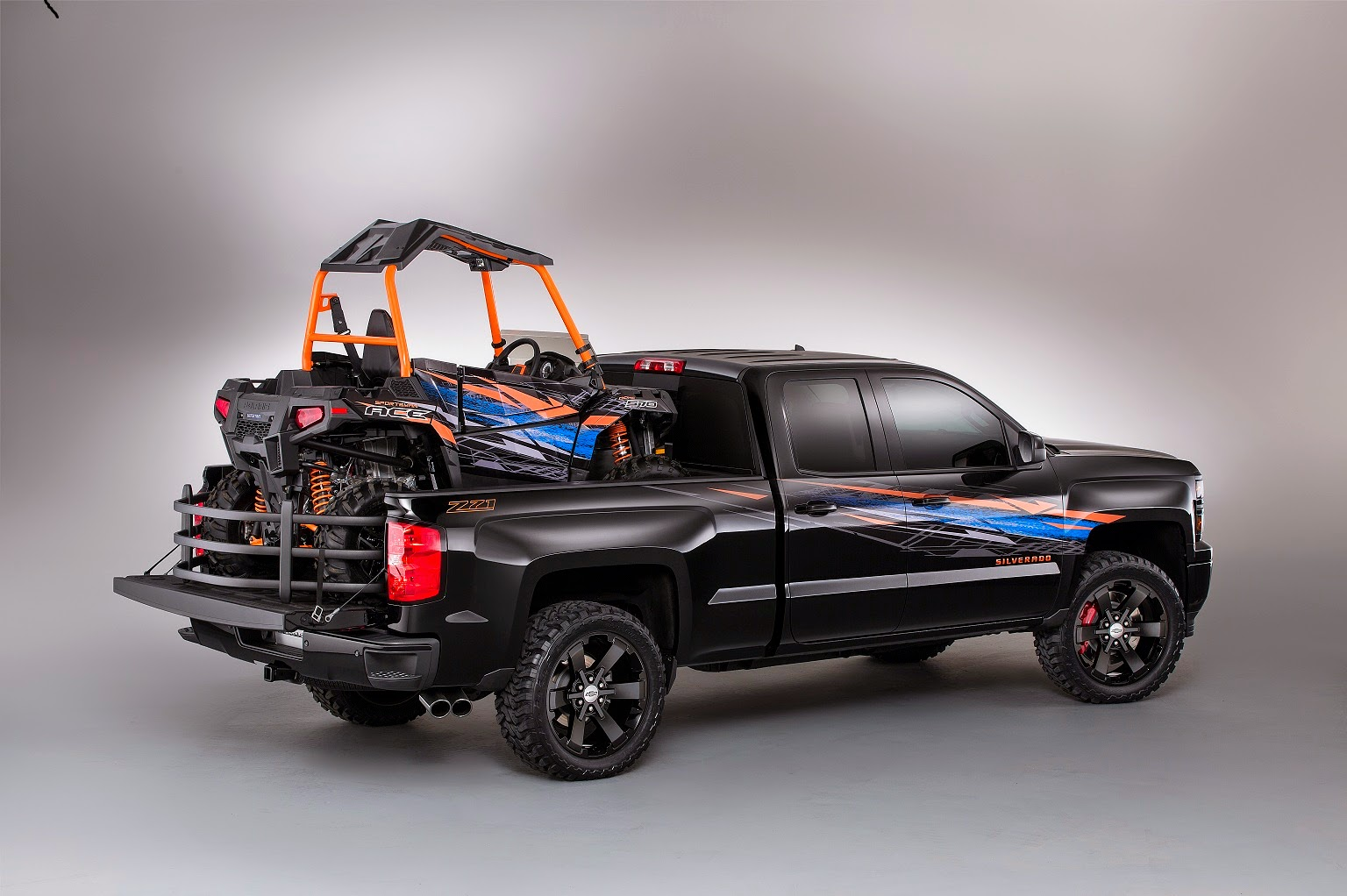 Chevrolet Silverado Polaris ACE+