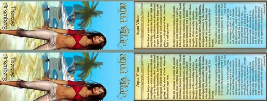 Making Promotional Bookmarks–from Postcards!– on VistaPrint