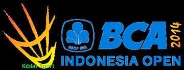 Hasil Skor Pertandingan Indonesia Open Super Series Premier 2014