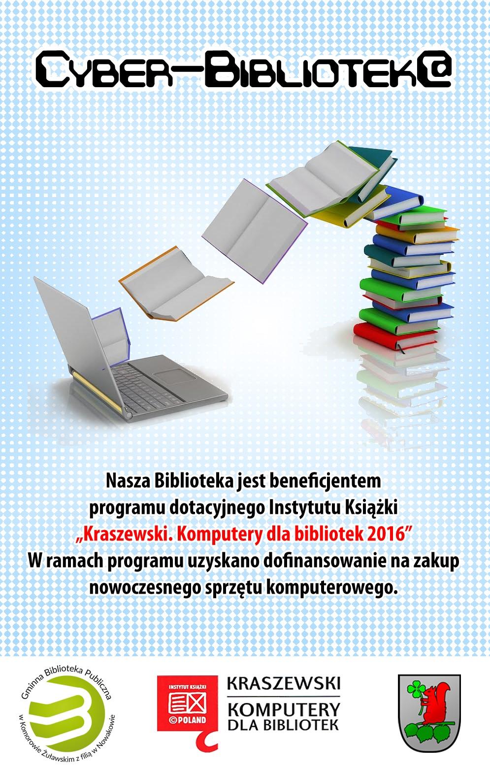 Realizujemy zadanie: Cyber-Bibliotek@