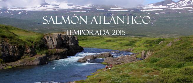 SALMÓN ATLÁNTICO en Islandia y Rusia para 2015...