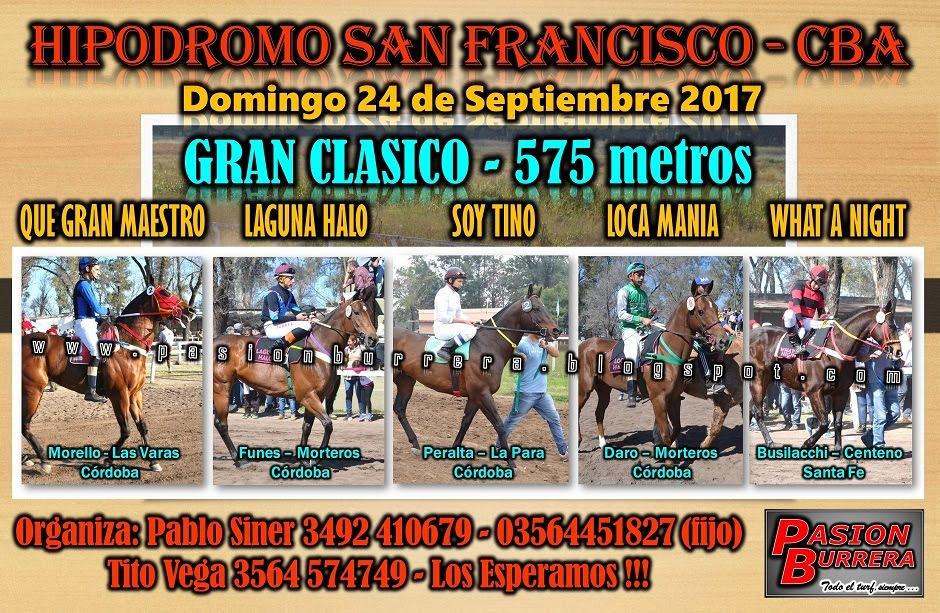 SAN FRANCISCO 24 - CLASICO 575