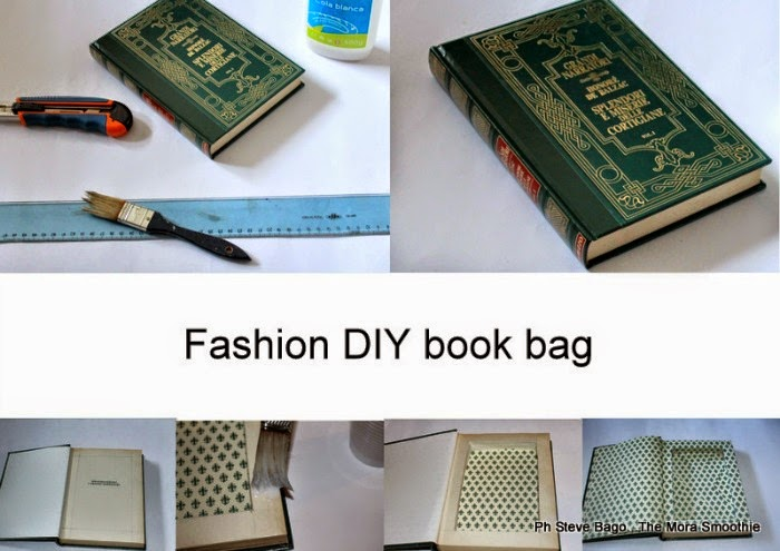 diy, fashion diy, diy bag, diyproject, diycraft, craft, diyidea, fashionblog , fashionblogger, themorasmoothie, bag, book, bag book, borsa libro, tutorial, tutorial bag, come fare una borsa libro
