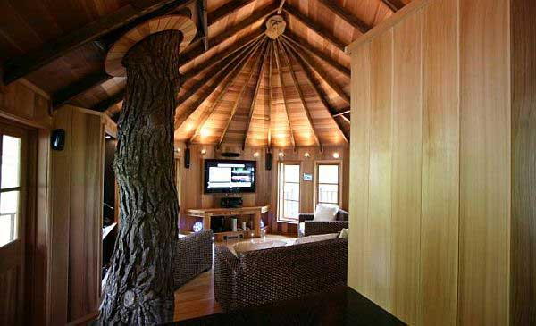 Vida 39 S Think Tank Eco Friendly Forts Tree House Resorts