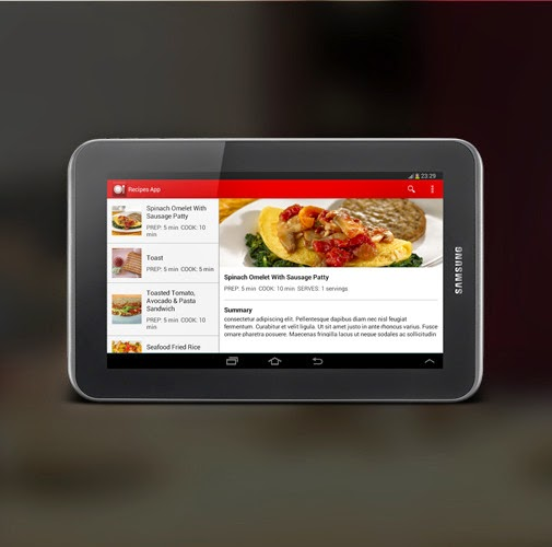 Recipes app source code download recipes android source code forumfinder Images