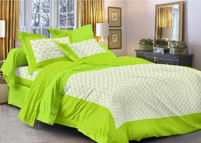 Bedsheet's on Flipkart at Discount Rate