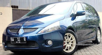 Modifikasi Mobil Mitsubishi Grandis