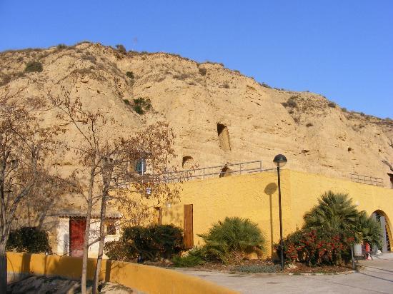 """Hébergement """"Cuevas Bardeneras"""""""