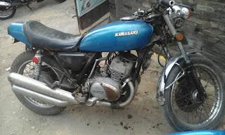 KH250 Kawasaki