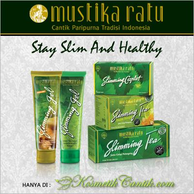 Stay Slim and Healthy - Produk Dari Mustika Ratu