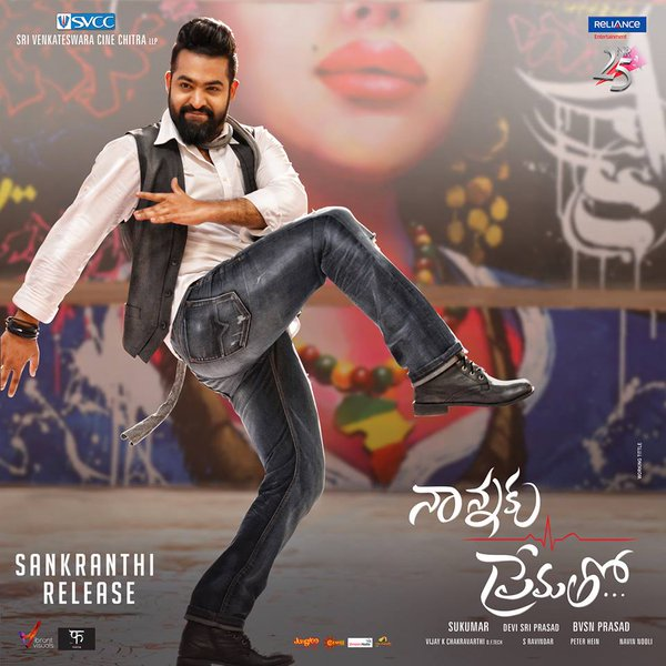 Jr NTR's Nannaku Prematho Telugu Movie Latest Posters