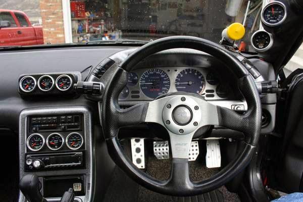 1989 Nissan Skyline R32 Fully Custom Auto Restorationice