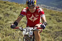 Rebecca Rusch sets female mountain bike speed record in Moab