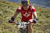 Rebecca Rusch sets female mountain bike speed record in Moab