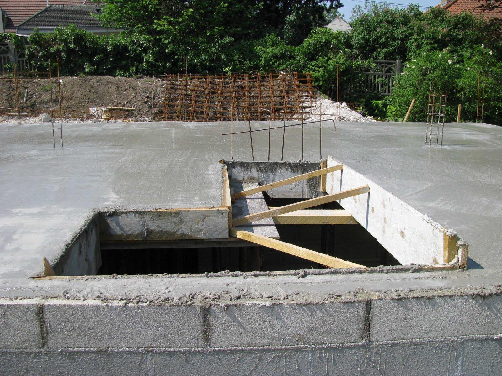 Je fais construire ma maison coulage de la dalle 77 for Coulage plancher