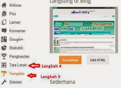 Cara Memasang Tombol Follow Facebook di Blog yang SEO Friendly 1