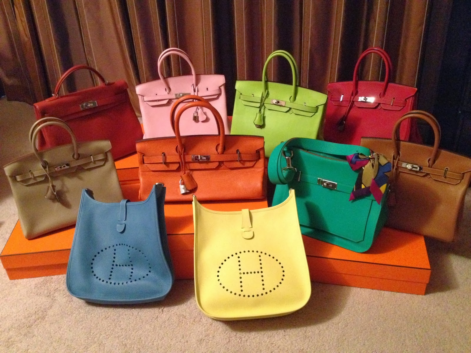 hermes bucket bag - My Birkin Blog: September 2013