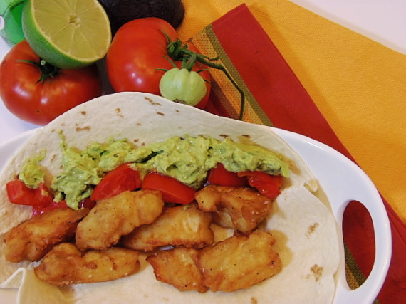 Beer Batter Fish Tacos Recipe