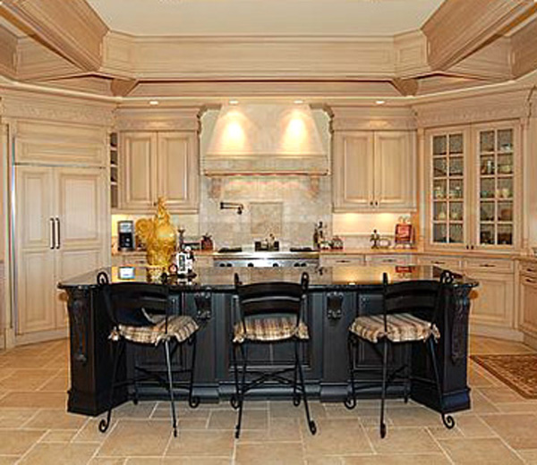 Traditional kitchen photos the kitchen design for Kitchen cabinet styles