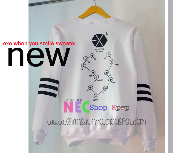 http://www.necshopkpop.com/2015/06/exo-when-you-smile-sweater.html