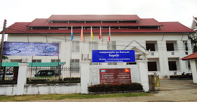 Image of the Department of Cinema at Ministry of Information and Culture, Laos
