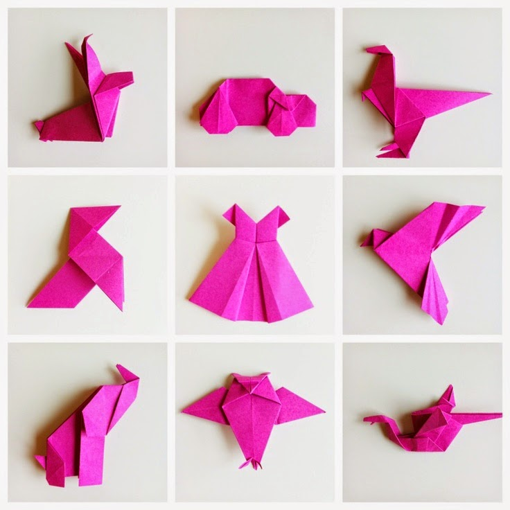origami shapes for kids