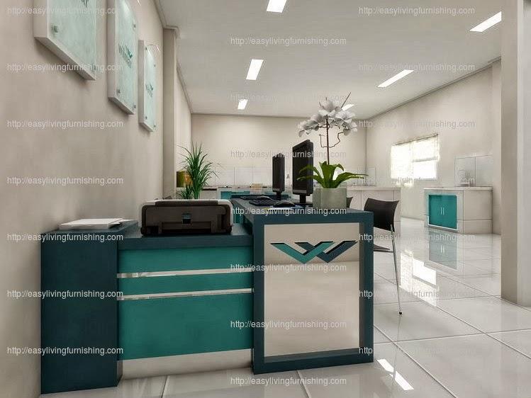 EASY LIVING INTERIOR DESAIN & FURNITURE: Desain Meja Administrasi ...