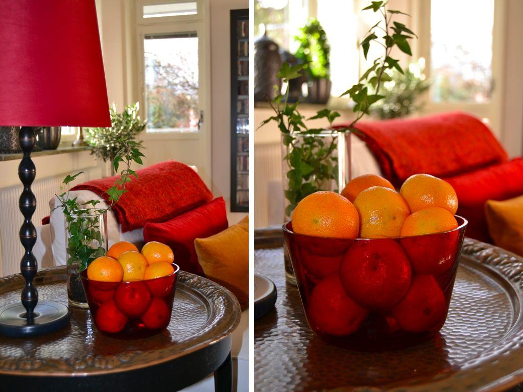 Nadias drÖmhem: vardagsrum med varma toner