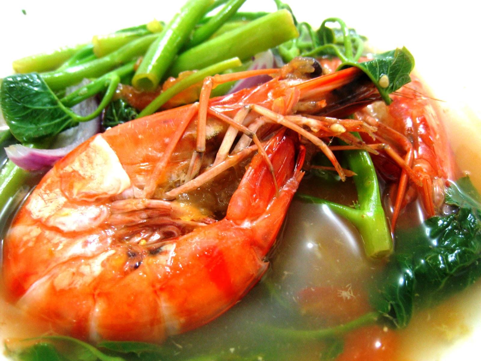 how to cook sinigang na tilapia with kangkong