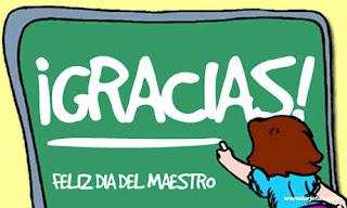 el dia del maestro