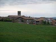 L'església de Sant Martí d'Avià