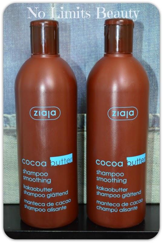Cocoa Butter Shampoo de Ziaja