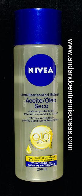 Aceite Anti-Estrías De Nivea