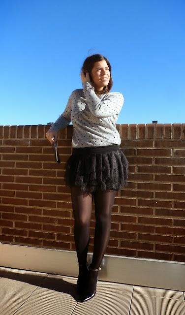 falda de tul 1