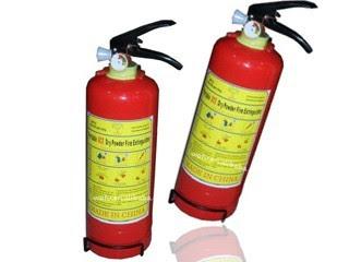 binh cuu hoa mini - Bình cứu hỏa cho xe Ô tô: Mua loại nào, Cách lắp đặt trên xe ?