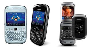 Harga Blackberry CDMA