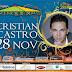 A la venta, boletos para el magno concierto de Cristian Castro en Xmatkuil