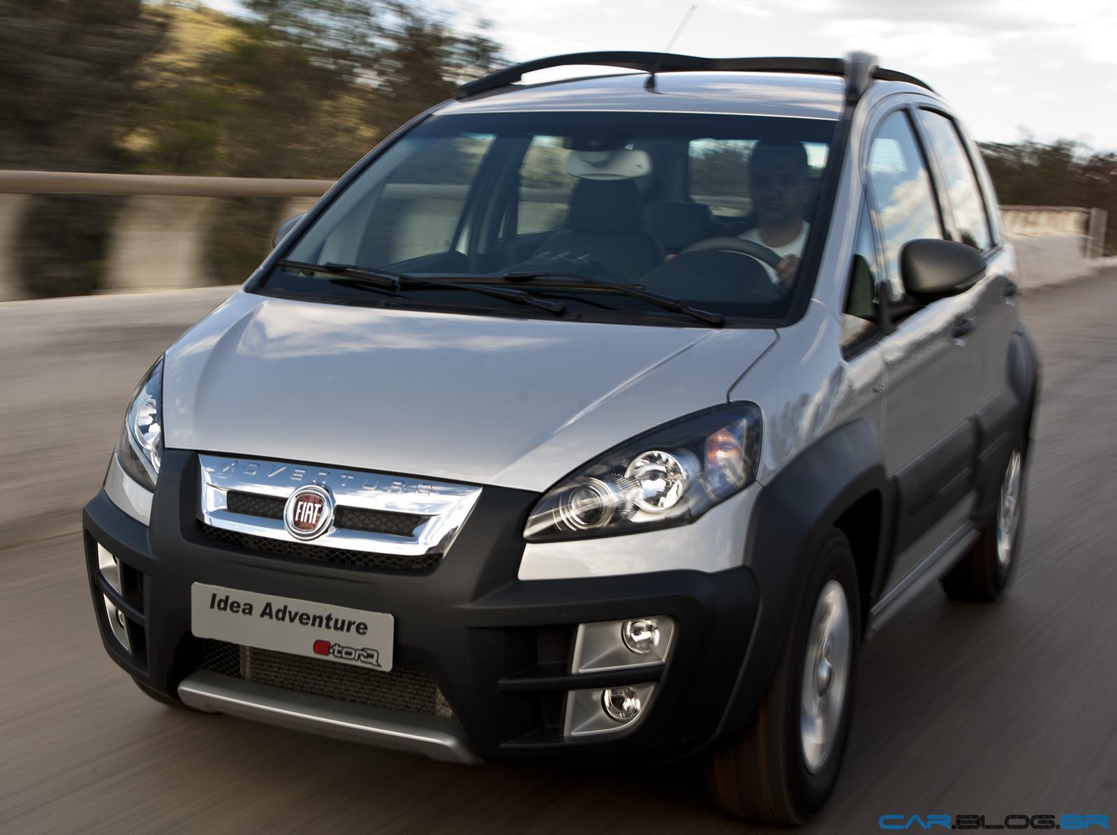 Auto blog modelos de carros da fiat variados for Fiat idea adventure modelo 2011