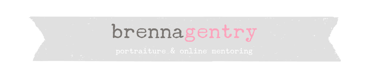 Brenna Gentry - Online Photoshop Mentoring + Portraiture