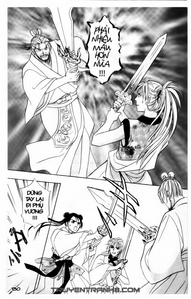 Đôi Cánh ỷ Thiên - Iten No Tsubasa chap 17 - Trang 15