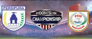 Persipura Menang 1-0 Atas PSM Makassar