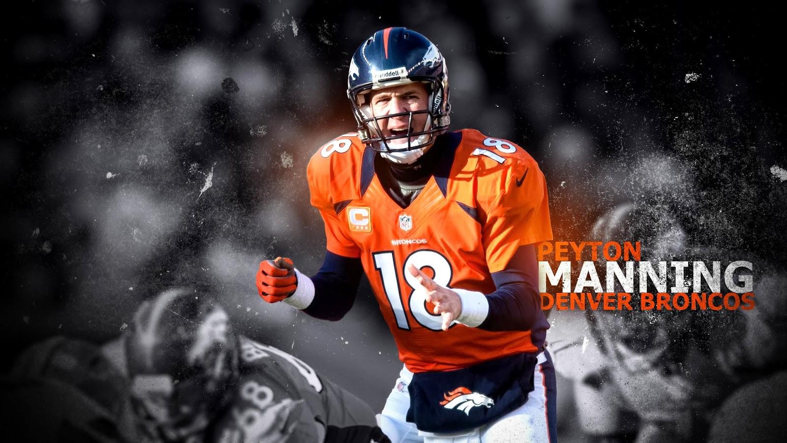 Peyton Manning First Super Bowl Win