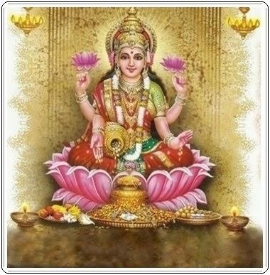 Goddess Lakshmi Mantras